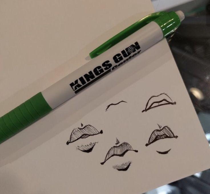 die besten 25 lippen zeichnen ideen auf pinterest dibujo mund zeichnen und tekenen. Black Bedroom Furniture Sets. Home Design Ideas