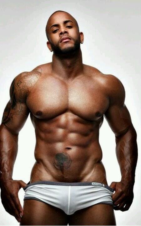 hot sexy black guys