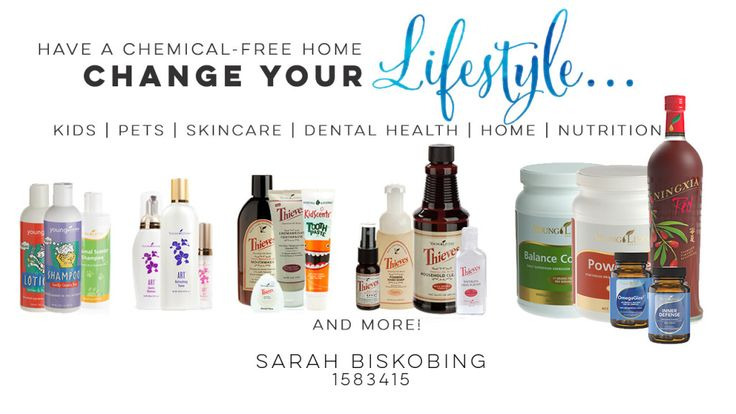 Link to the Young Living Product Guide