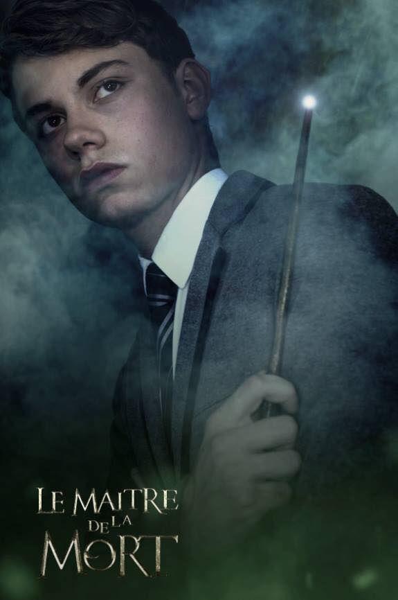 Le Maitre De La Mort Harry Potter Fan Film Harry Potter Subtitled Film