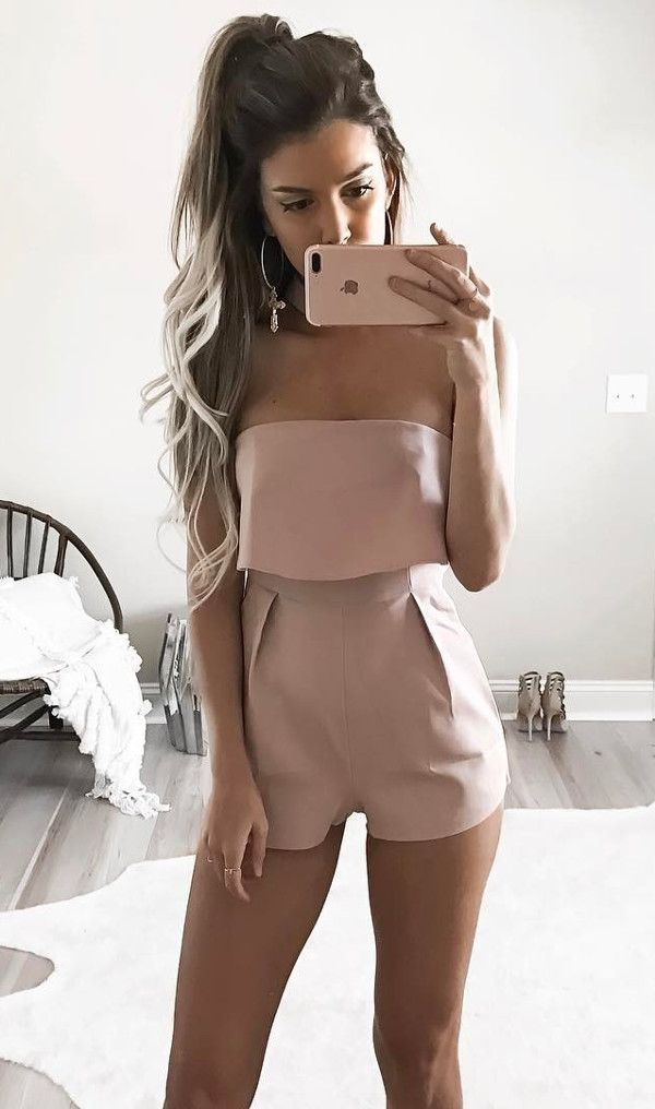 summer nudes amazing playsuit