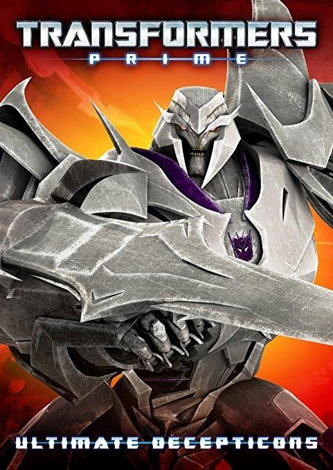 Peter Cullen & Frank Welker & Various-Transformers Prime: Ultimate Decepticons