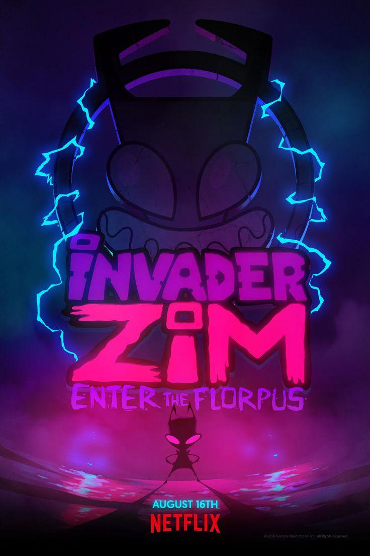 Invader Zim: Enter the Florpus Releasing on Netflix August 16, 2019!
