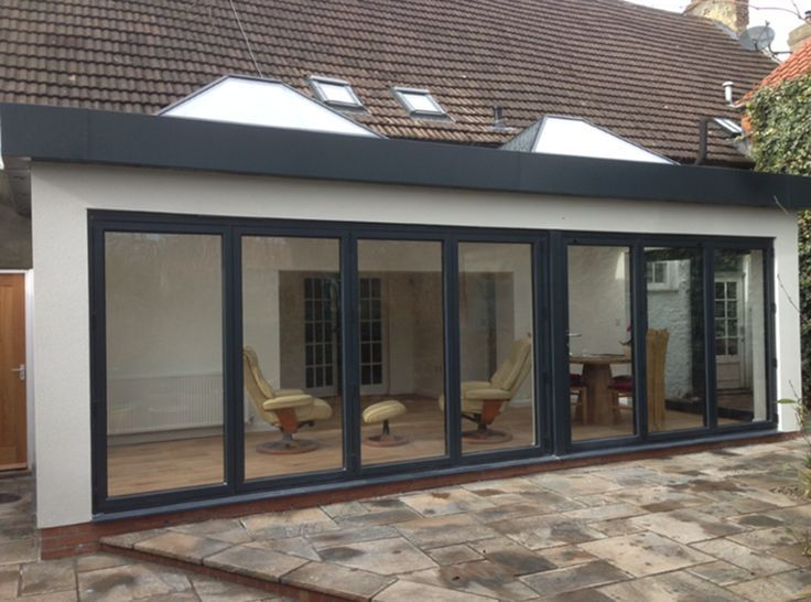 Image Result For Modern Flat Roof Porch Garden Room Extensions Flat Roof Extension Bungalow Extensions