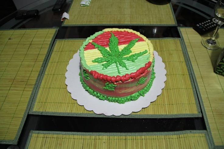 La torta de cumpleaños de @QuiqueNeira