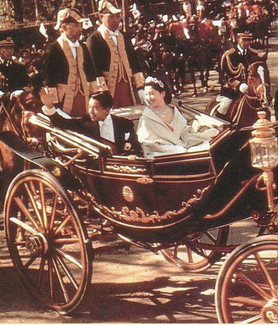 日本皇室馬車