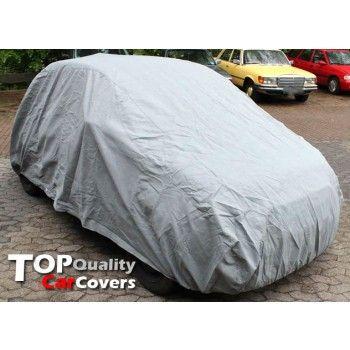 Fiat 500 rainproof car cover