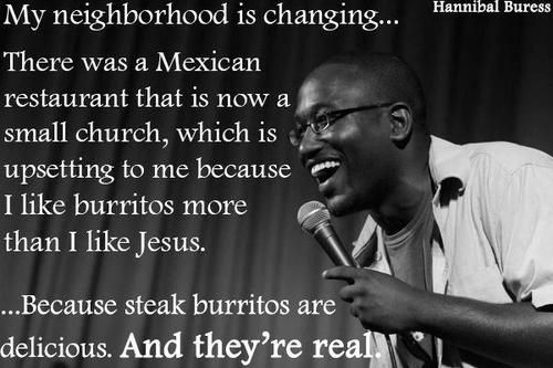 Hannibal Buress ~ I ❤️ this man dearly; & his character on Broad City is just sooo... HIM.