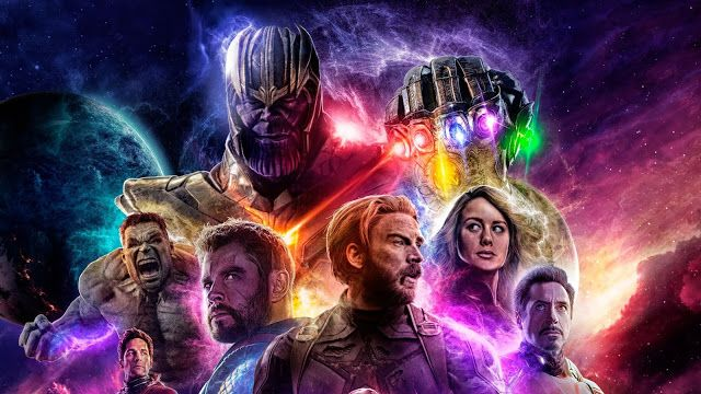 Download Avengers Endgame 2019 Bluray 720p 1 7gb Hindi Dd 5 1