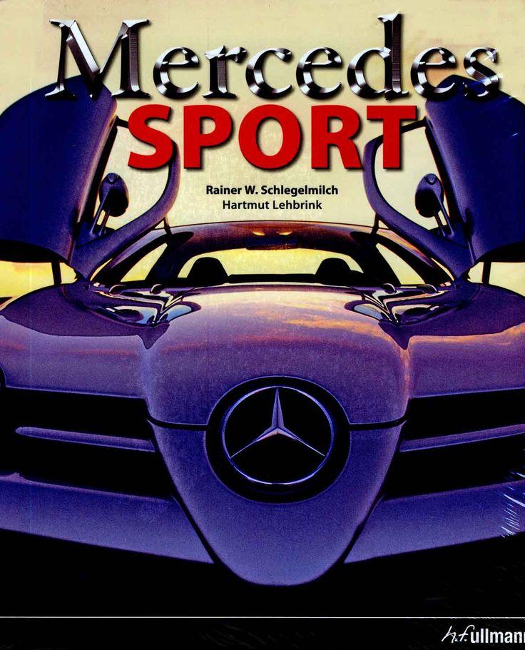 #DeporteMotorizado MERCEDES SPORT - Rainer W. Schlegelmilch, Hartmut Lehbrink #Ullmann