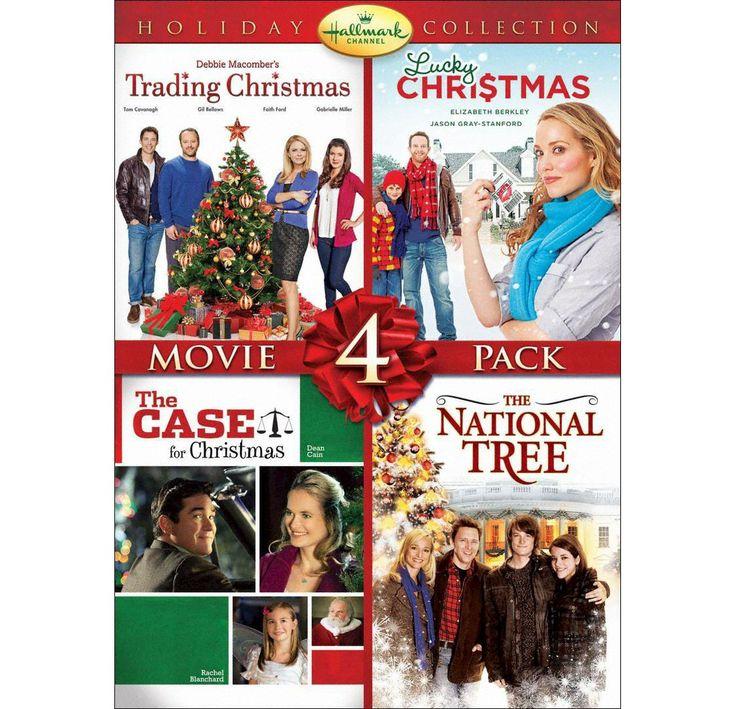 Hallmark Holiday Collection (DVD) Hallmark christmas
