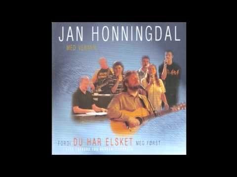 Jesus min frelser - Jan Honningdal - YouTube