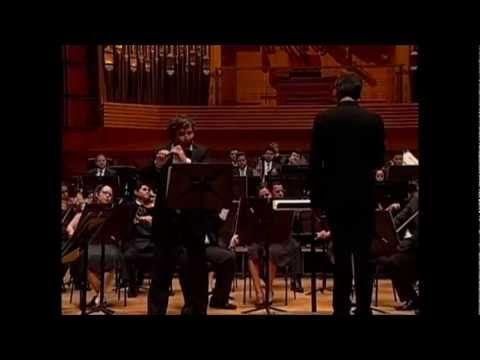 Concerto pour piccolo de Lowel Liebermann, 1° mouvement