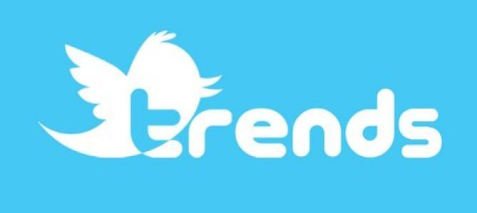 Tips to Change Trends Search with Twitter