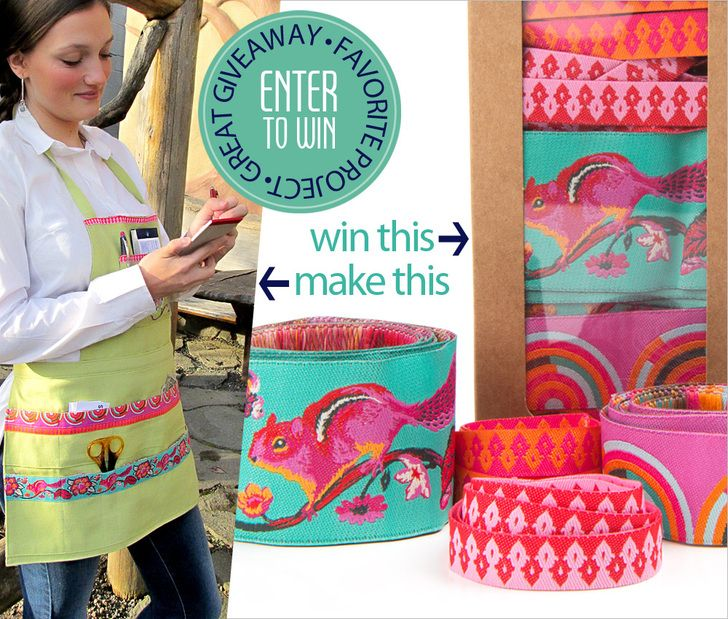 Favorite Project Great Giveaway   Sew4Home