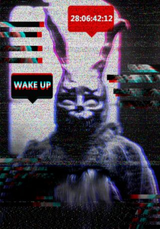Poster WAKE UP DONNIE do Studio C0dr1li por R$45,00