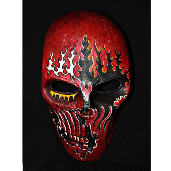 Army of two mask, Airsoft paintball mask, Halloween mask, Steampunk mask, Halloween costume & Cosplay mask, R2 magician MA34
