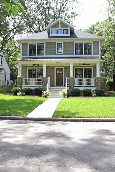 Craftsman Style Home Decorating Ideas: Best 29 Craftsman Homes Images On Pinterest