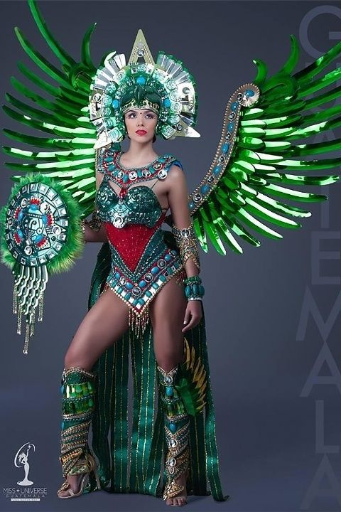 See All the Crazy Amazing 2017 Miss Universe National Costumes