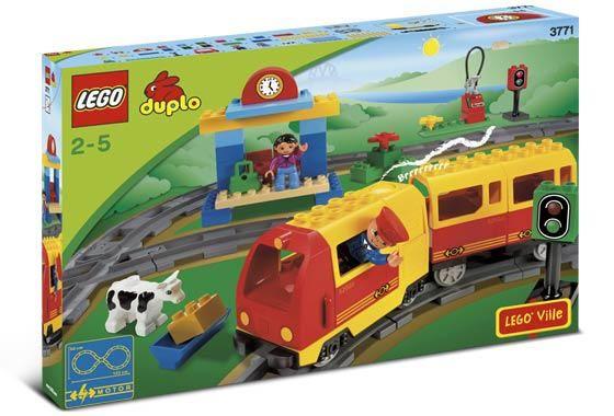 LEGO 3771 Lego Duplo Trein startset