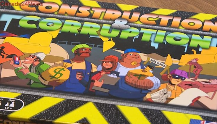 Montreal man launches board game based on city's construction woes
