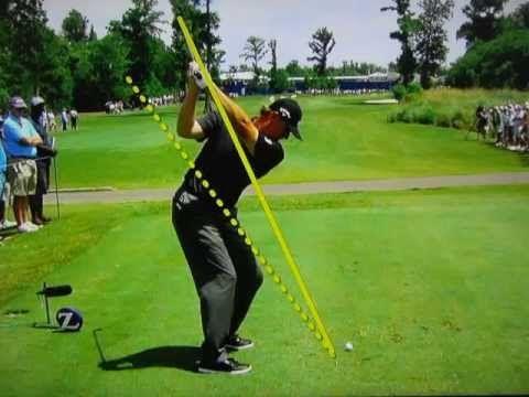 Ernie Els: Learn From Ernie Els Golf Swing - YouTube