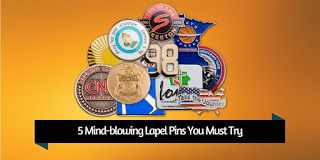 5 Mind-blowing Lapel Pins You Must Try