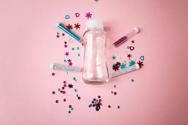 DIY : la bouteille retour au calme