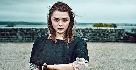 This Crazy Fan Theory About Arya Stark Suggests She Is Fooling Us All