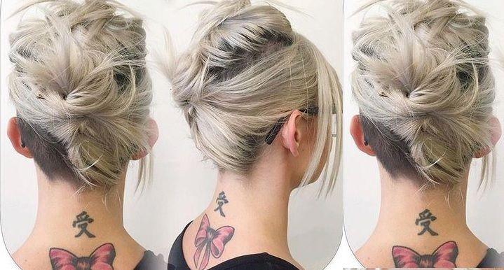 50 coiffures simples et rapides pour cheveux courts