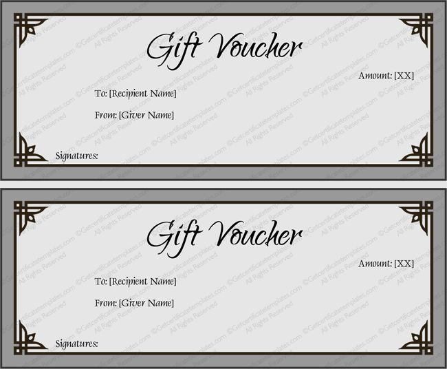 Πάνω από 25 κορυφαίες ιδέες για Gift certificate template word στο - gift certificate template pages