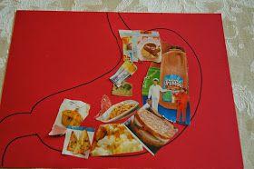 home preschool my body theme week stomach craft