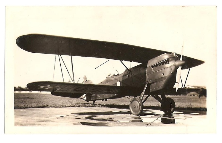 Curtiss A-3 Falcon, Front