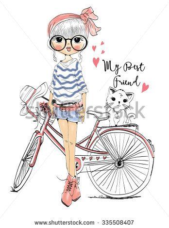 Love Friend Vetores e Vetores clipart Stock | Shutterstock