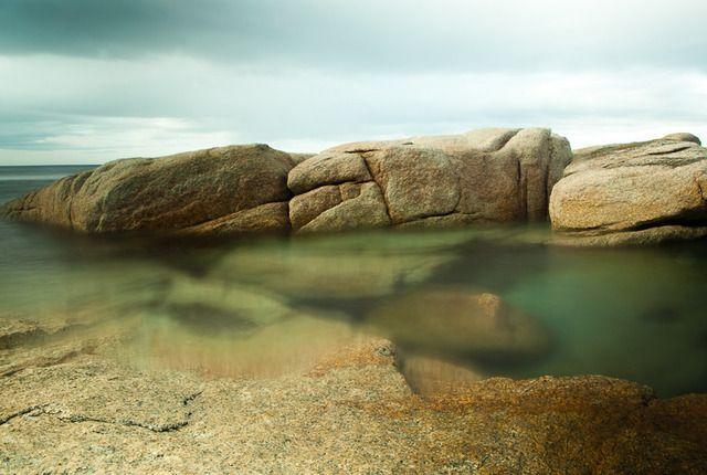 Bicheno, Tasmania. AUS