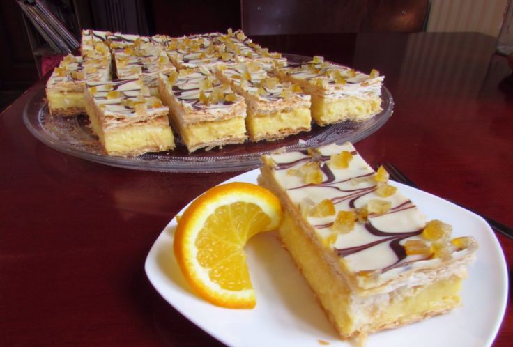Vegan Tompouce (Dutch napoleon pastries)