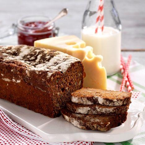Gluten free Swedish Rågbröd (recipe is in Swedish)