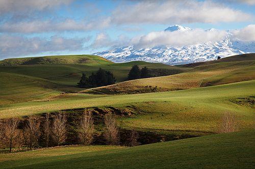 Mount Ruapehu Mt ruapehu New Zealand