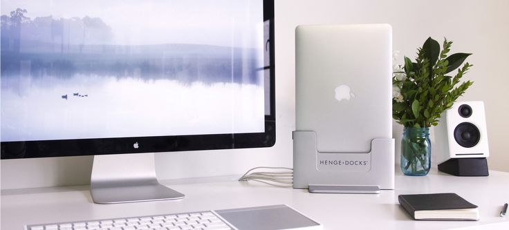 MacBook Pro Retina Dock 1