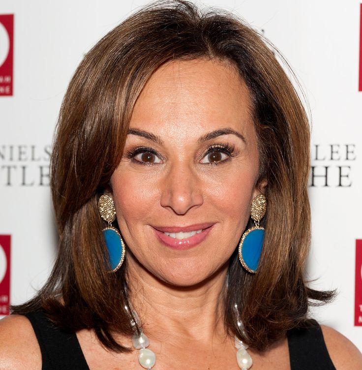 Rosanna Scotto in our earrings