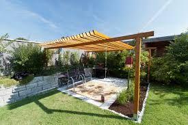 bildergebnis für überdachter grillplatz im garten | grillplatz, Garten und Bauen