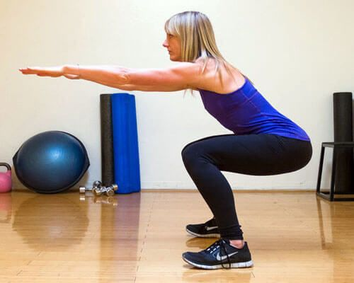 Exercises to Firm Gluteal Muscles