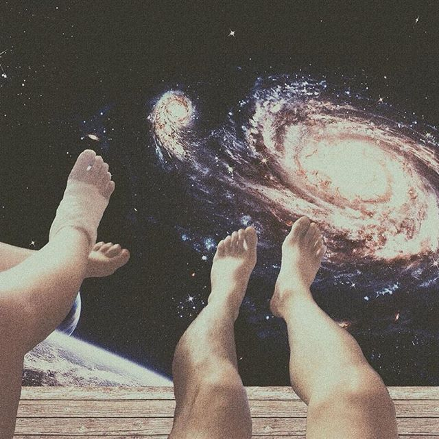 Let's take a dip into the universe...
