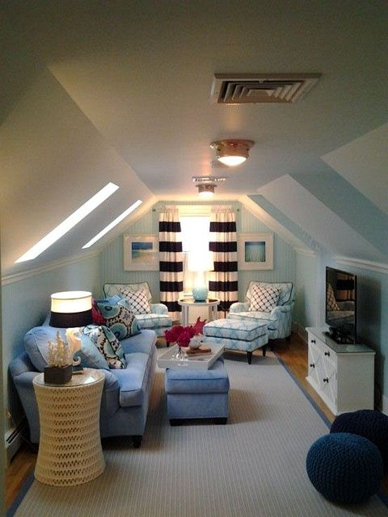 Attic Room: Awesome Ideas To Turning Attic Into A Nice Room