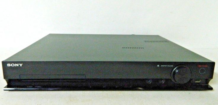 Sony HBD-DZ175 DVD Home Theater System Receiver Main Unit Only #Sony