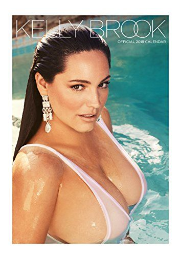 Kelly Brook 2018 Calendar! $8.17 on Amazon: Official A3 Poster Format Pre-Order Price Guarantee - Kelly Brook strips down and shares some intimate pictures with you wearing a see-through swimsuit and white lace lingerie. Publisher: Danilo