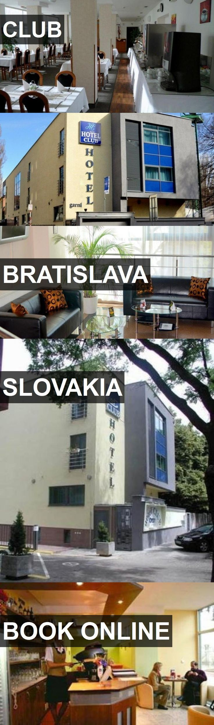 Hotel CLUB in Bratislava, Slovakia. For more information, photos, reviews and best prices please follow the link. #Slovakia #Bratislava #CLUB #hotel #travel #vacation
