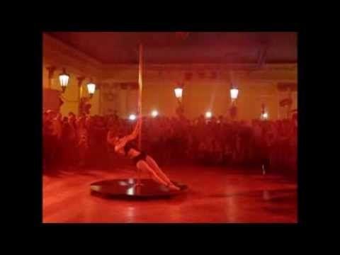 Romana Zahálková - Pole Dance - Maturitní ples SOŠOOM 1.2.2014