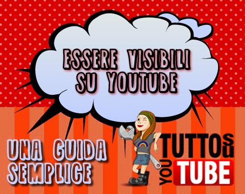 La mia guida, semplice semplice, su come ottenere visibilità su YouTube. Seguimi anche su twitter @laseomante