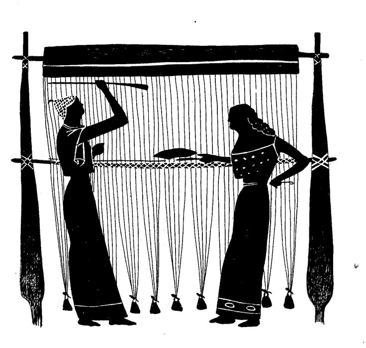 How to make different kinds of looms.  VITA - HANDLOOM CONSTRUCTION, including advice on Home Advisors